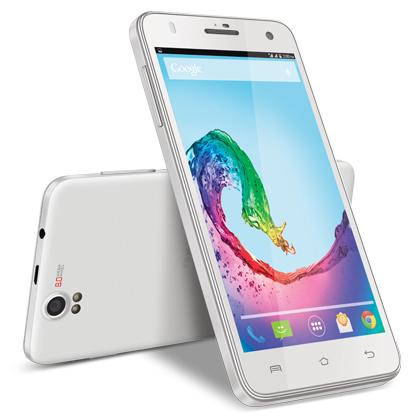 Lava Iris X5 - Best Selfie Android Smartphone in India
