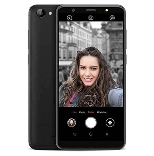 Lava Z81 with AI Photo Studio Mode